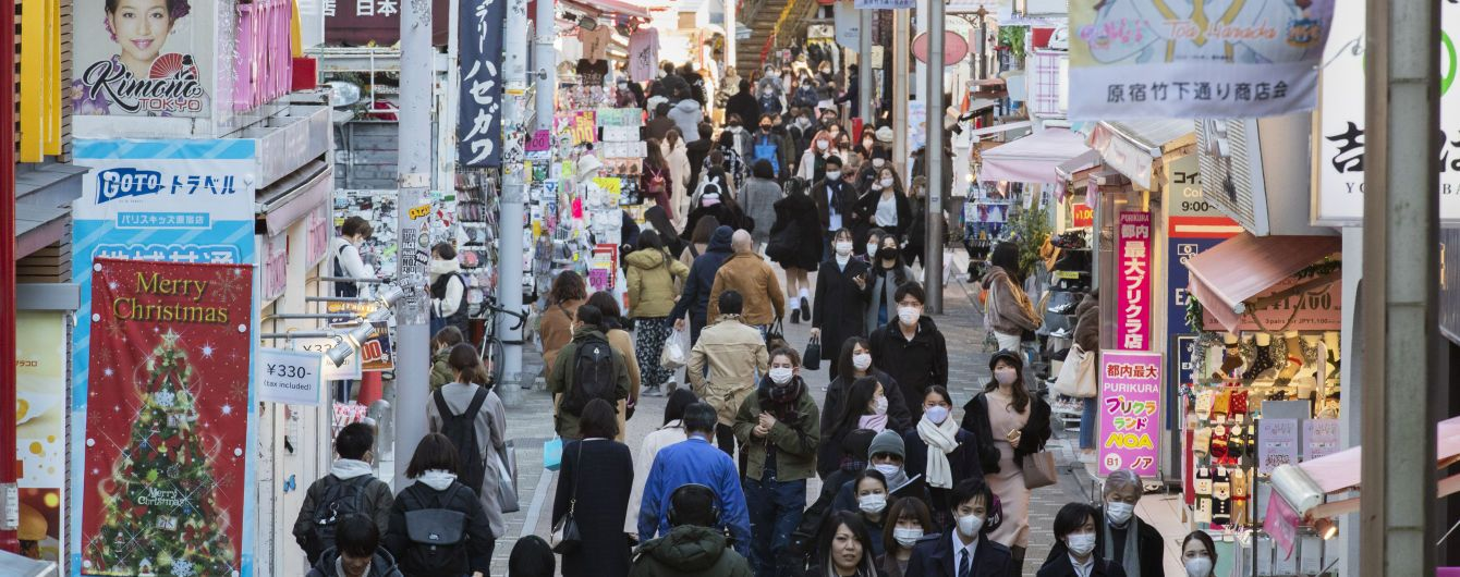 Отгородиться от коронавируса: Япония закрывает границы для всех иностранцев, Турция требует тесты