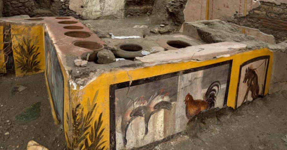 @ Archeological Park of Pompei