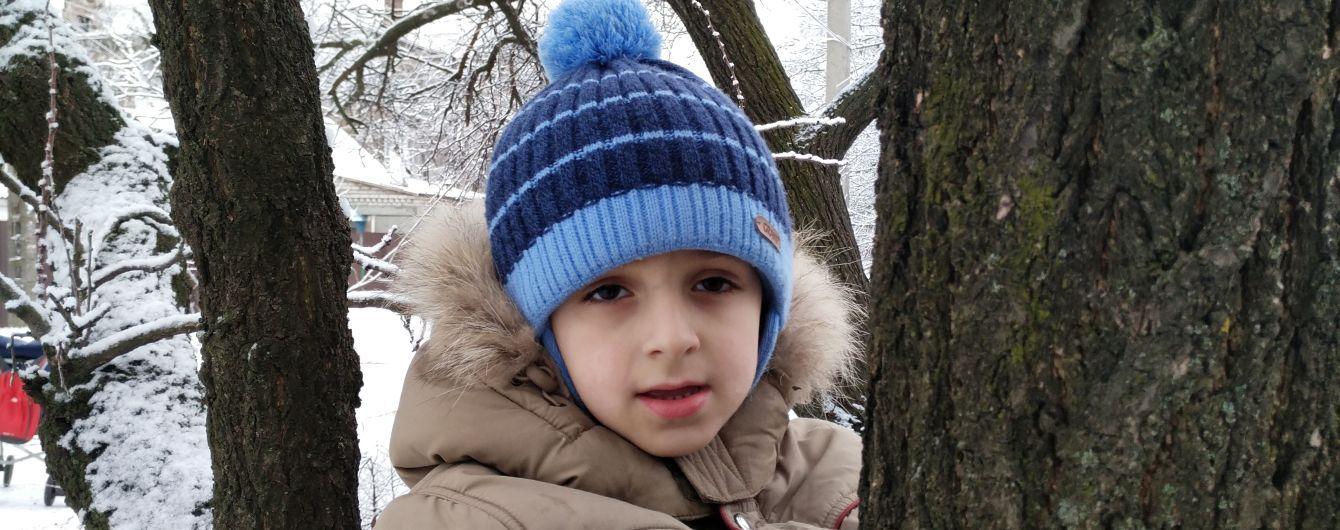 Семья Чикаренко просит помощи в лечении сына