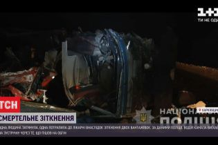 Вантажівка перетворилася на купу брухту, а її водій загинув – смертельна ДТП у Харківській області