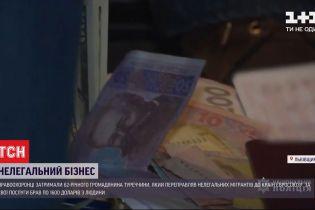 У Львівській області затримали чоловіка, який переправляв нелегалів до країн ЄС