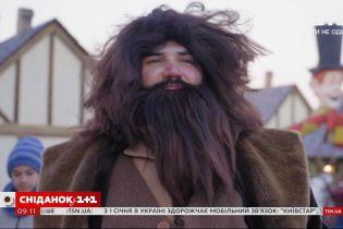 В Киеве работает зимний городок по мотивам книг о Гарри Поттере
