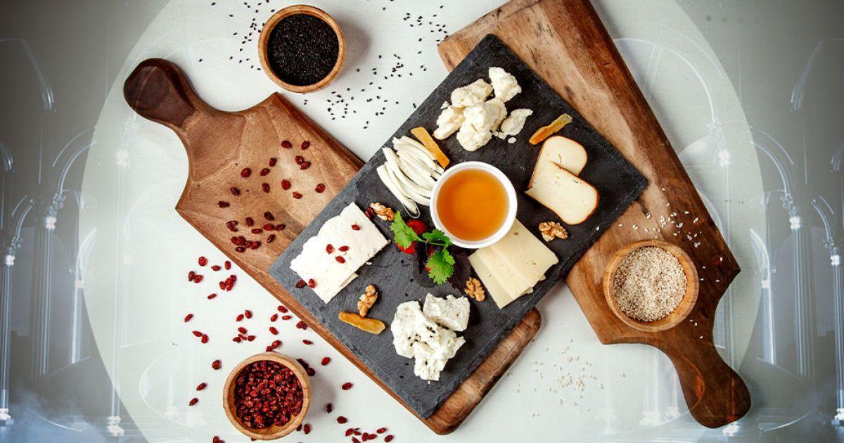 Гурманська феєрія: як вибрати сир до святкового столу