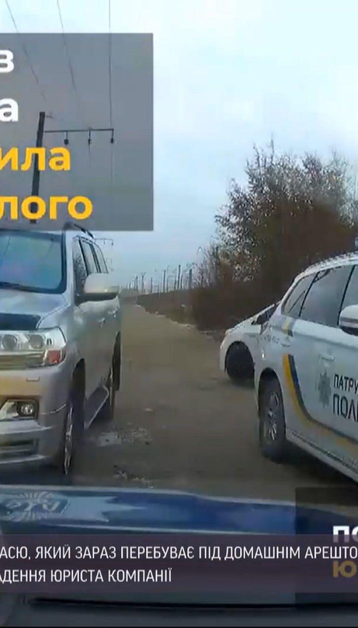 """Полиция вручила подозрение бывшему руководителю корпорации """"Укрбуд"""" за похищение юриста"""