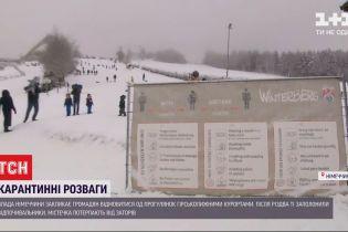 Власти Германии призывает граждан держаться подальше от горнолыжных курортов