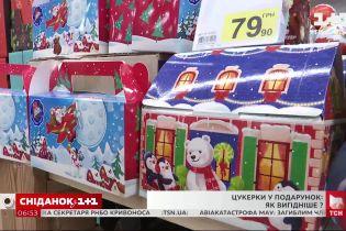 Взять готовый или собрать самому: как выбрать сладкий подарок на Новый год