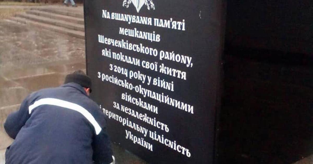 @ КП по содержанию зеленых насаждений Шевченковского района Киева