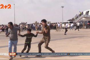 Покушение на министров: в аэропорту йеменского города Аден прогремело два мощных взрыва