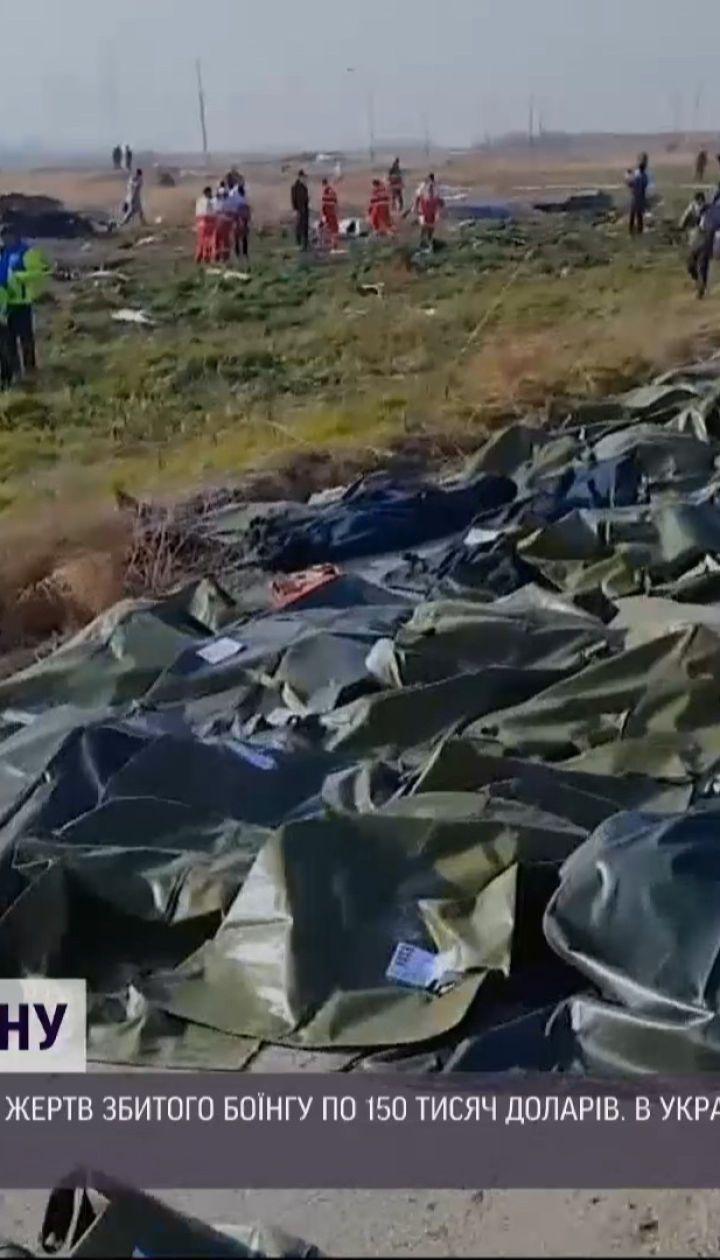 """Иран пообещал выплатить семьям жертв сбитого """"Боинга"""", но ни с кем не согласовывал сумму"""