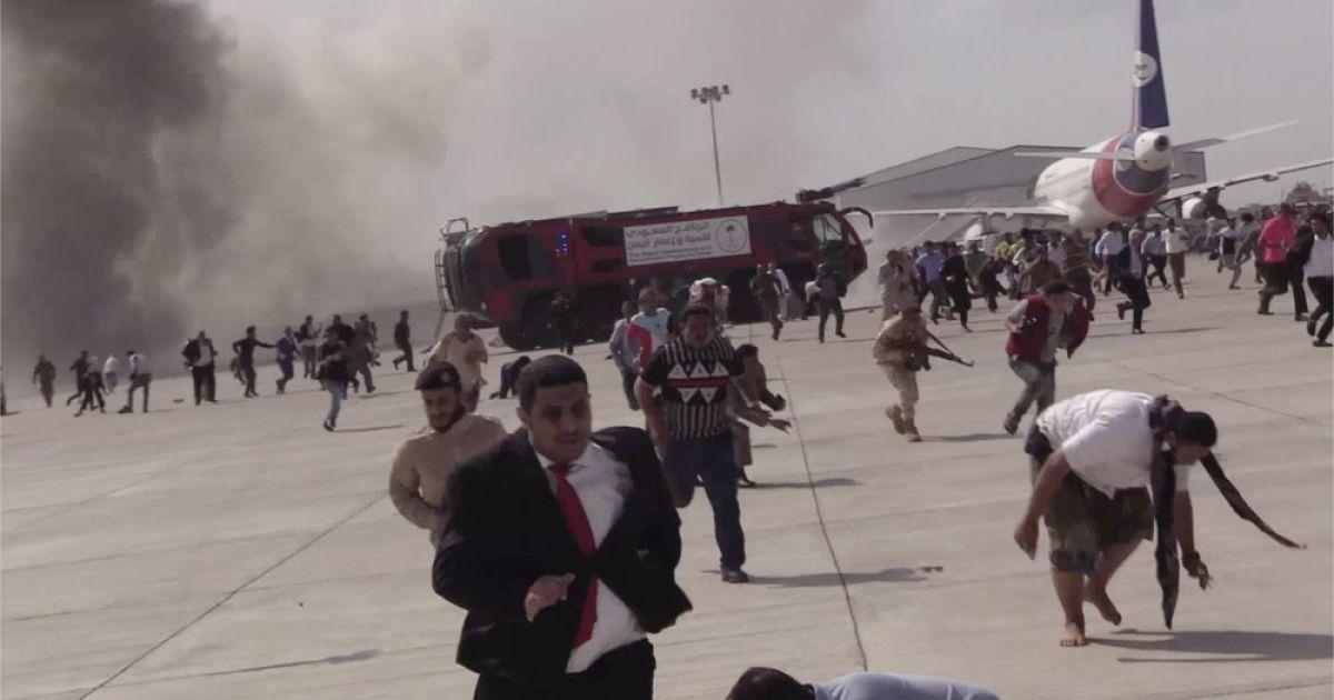 Число погибших в результате теракта в Йемене возросло до 25, пострадавших уже более сотни