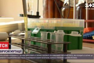 ВООЗ дослідила вірусні мутації в Україні і виявила 5 штамів китайського коронавірусу