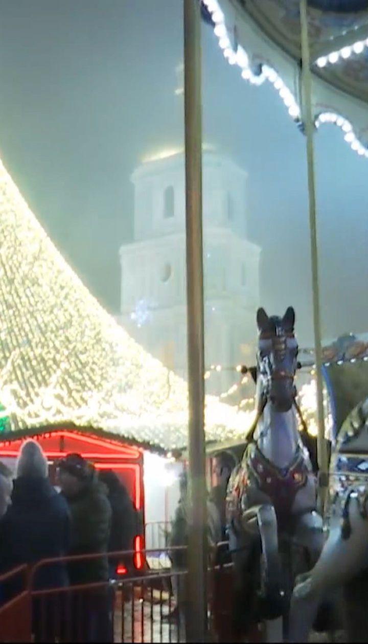 Карантинный праздник: как в Киеве встретили Новый 2021 год