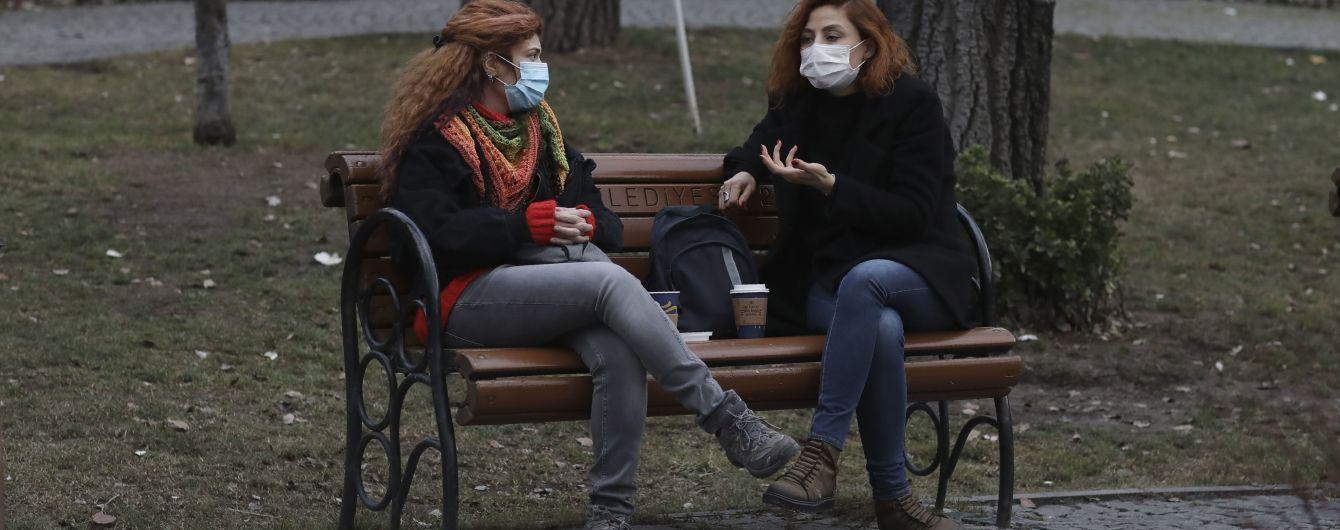 Коронавирус в Украине 2 января: за сутки обнаружили более пяти тысяч случаев заражения