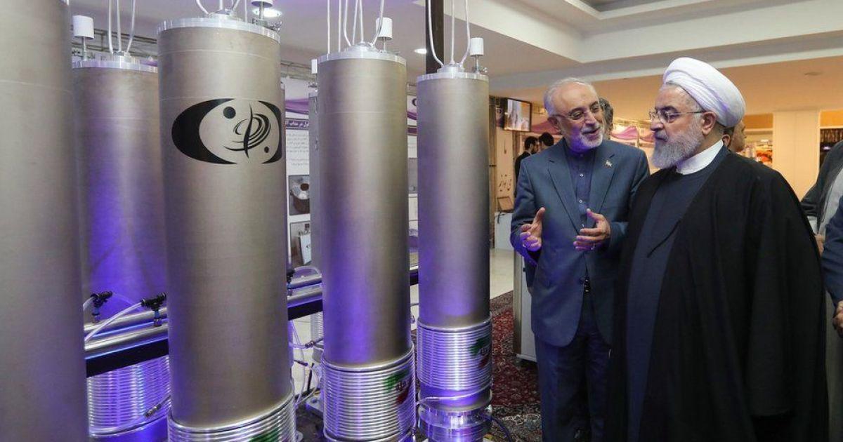 Ядерні потужності: Іран планує збагачення урану до 20%, попри міжнародні домовленості