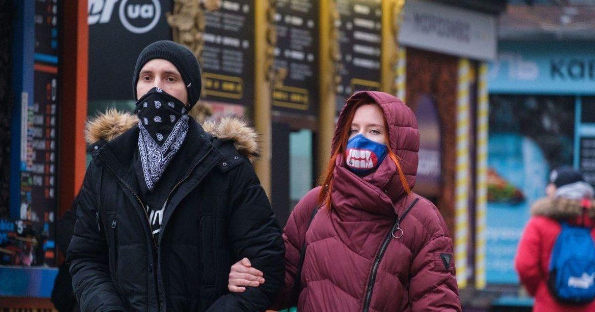 Коронавирус в Украине сегодня: статистика на 23 января