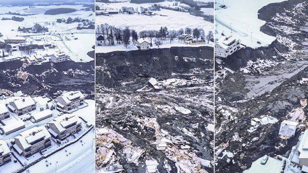 зсув ґрунту в Норвегії_3