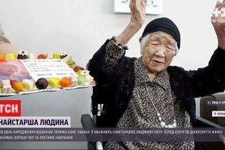 Найстарша людина світу відзначає свій 118-й День народження