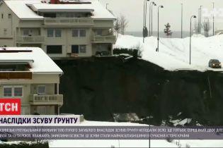 Норвежские спасатели обнаружили тело пятого погибшего в результате оползней