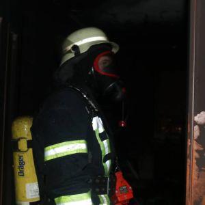 В Ровенской области третьи сутки не могут потушить пожар на складе кукурузы