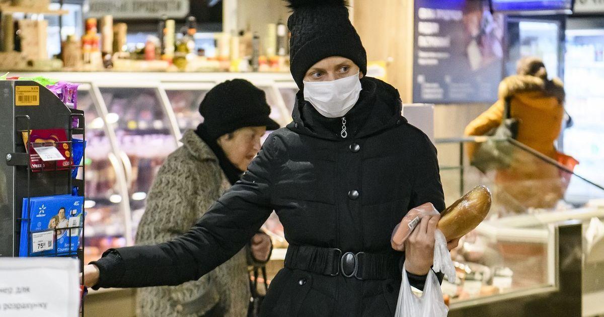 Локдаун в Украине: что можно и нельзя купить в супермаркете