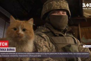 Авдіївській промзоні окупанти обстріляли позиції українських бійців