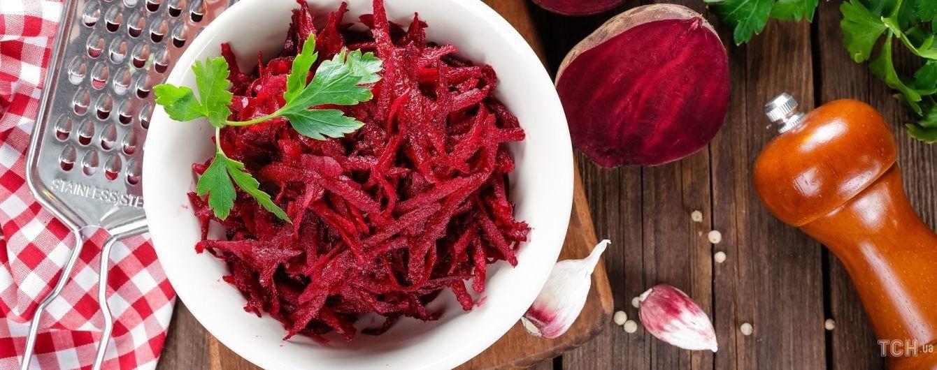 Салат из сырой свеклы: рецепт вкусного блюда для утреннего детокса