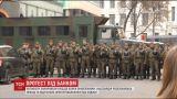 """Активисты заявили о пострадавших при попытке полиции разблокировать """"Сбербанк"""" в Харькове"""