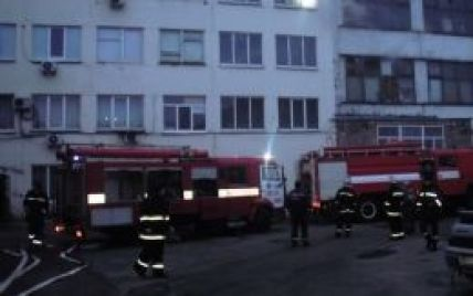 У Києві під час пожежі загинули двоє охоронців