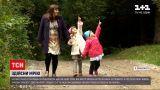 """Новости Украины: проект """"Исполни мечту"""" помог маленькой Ане из прикарпатского села"""