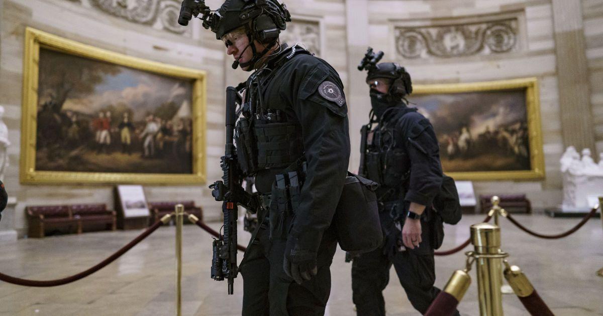 Штурм Капитолия в Вашингтоне: хронология событий