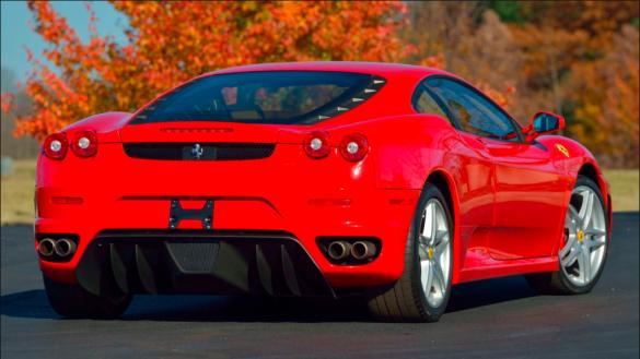 Ferrari Дональда Трампа