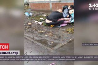 Киевлянка выбросила своего 3-летнего сына с восьмого этажа - женщину задержала полиция