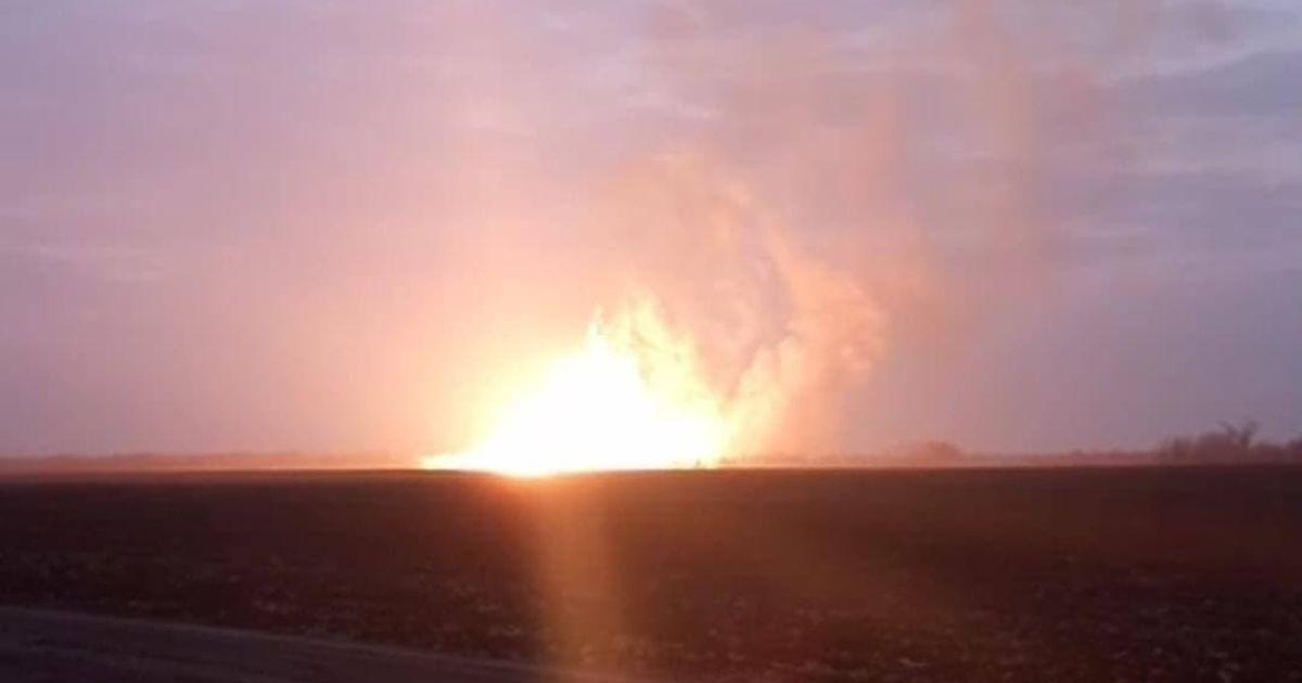 Взрыв в Полтавской области: названы сроки восстановления газоснабжения населению