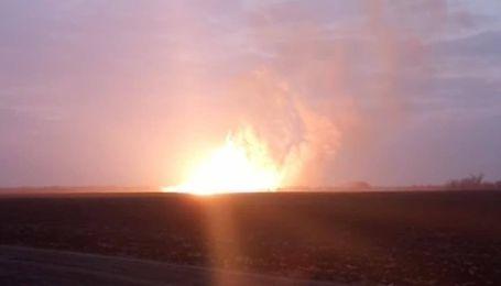 Опубликован список населенных пунктов, которым из-за мощного взрыва под Лубнами отключат газ