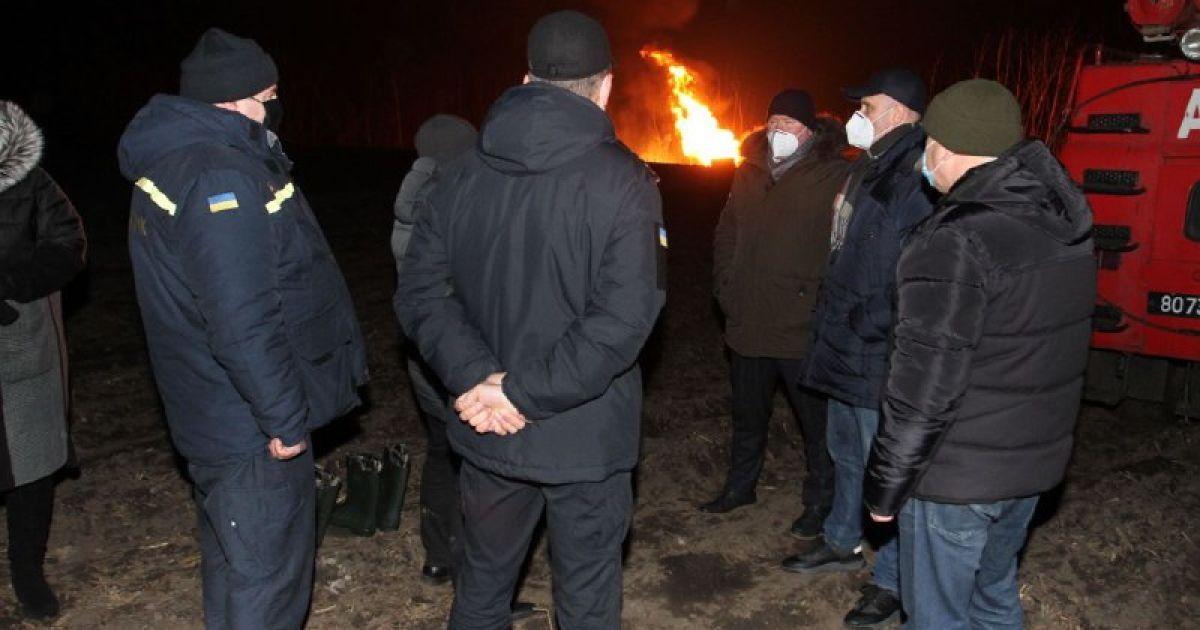 Взрыв под Лубнами: в ближайшие часы тысячам местным вернут газ