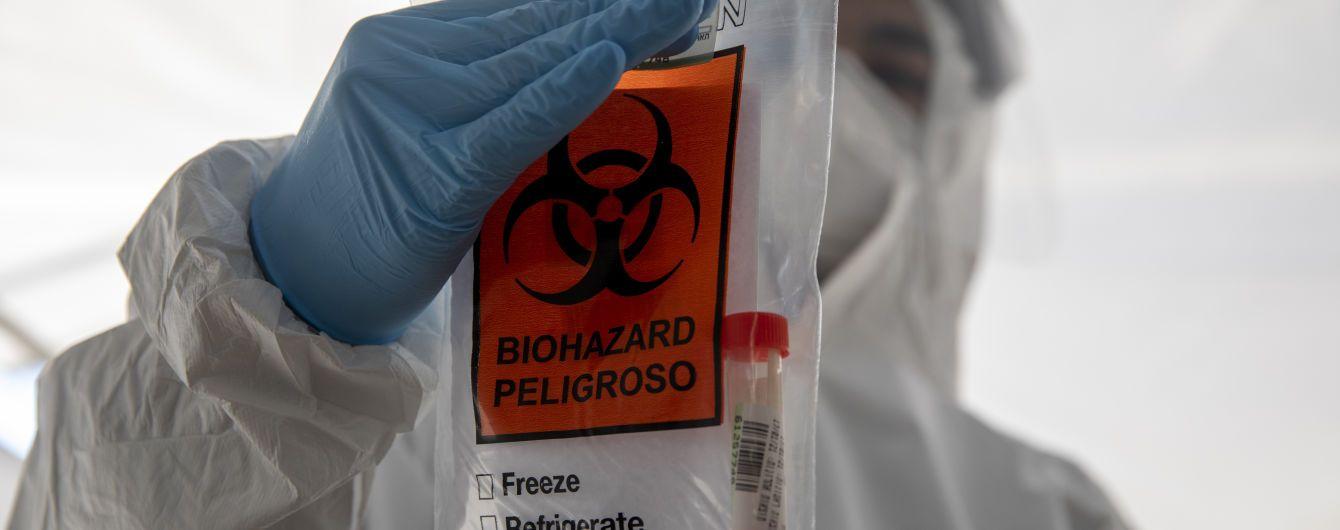 У Росії виявили перший випадок мутованого коронавірусу