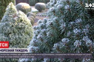 Морозний тиждень: синоптики прогнозують похолодання на Старий Новий рік