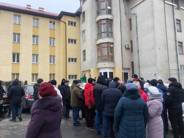 мітинг у Львові