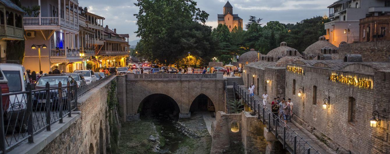 Литва теперь будет официально называть Грузию Сакартвело