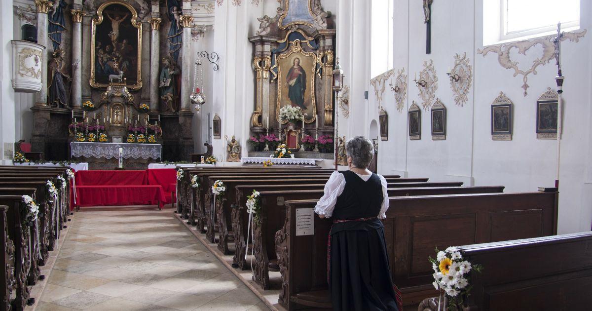Папа Римский расширил права женщин на исполнение функций при богослужении