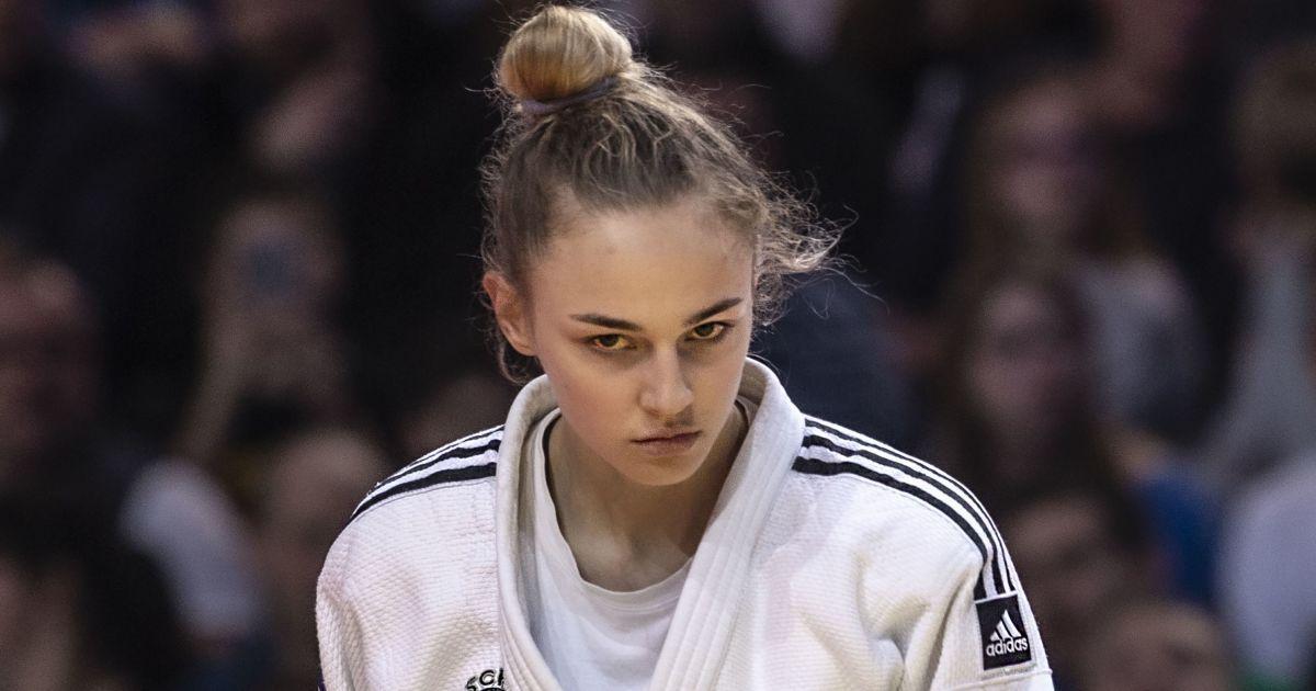 Красуня-дзюдоїстка Білодід виграла бронзову медаль на першому турнірі в 2021 році