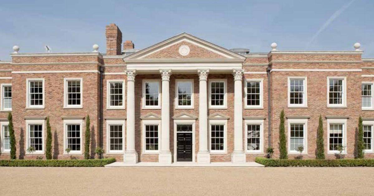 Російський мільярдер придбав маєток в Англії за 21,5 мільйона фунтів стерлінгів