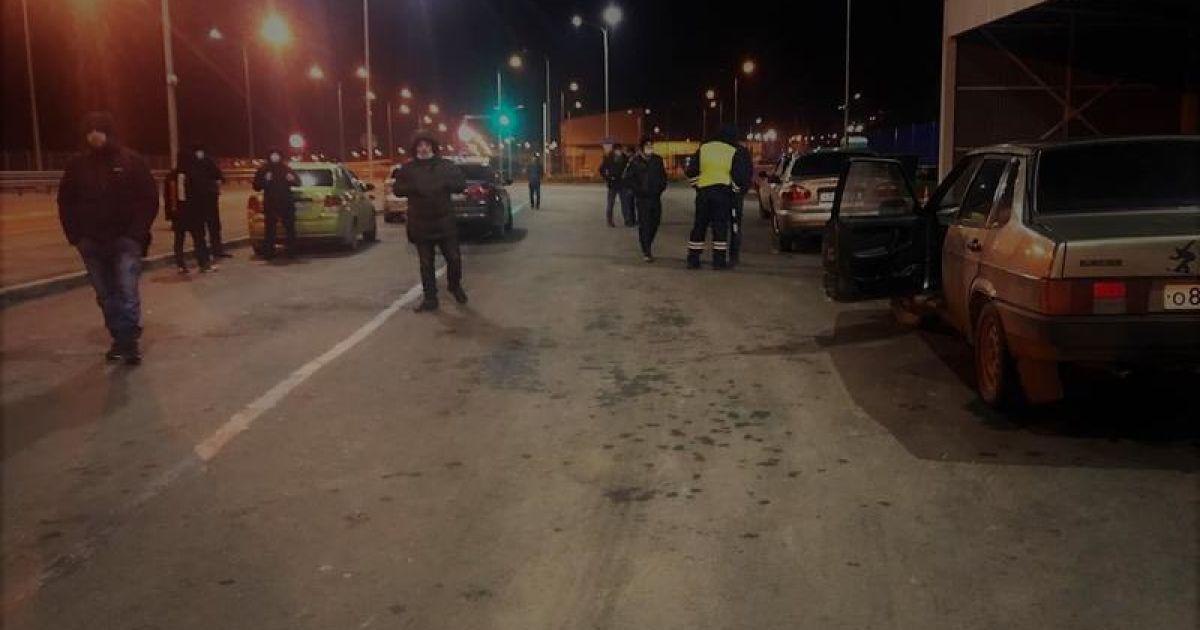 На Керченском мосту задержали более сотни крымских татар: что известно