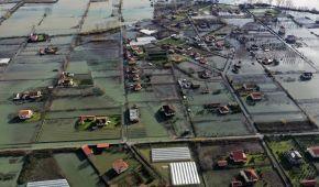 Уровень воды поднялся по пояс: паводок парализовал жизнь в нескольких районах Косово, Албании и Сербии