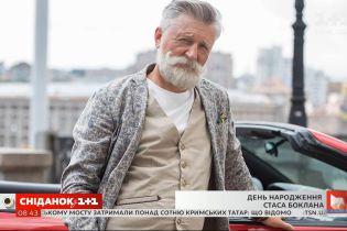 О знаковых ролях, любви к работе и дорогих людях: звездная история Станислава Боклана