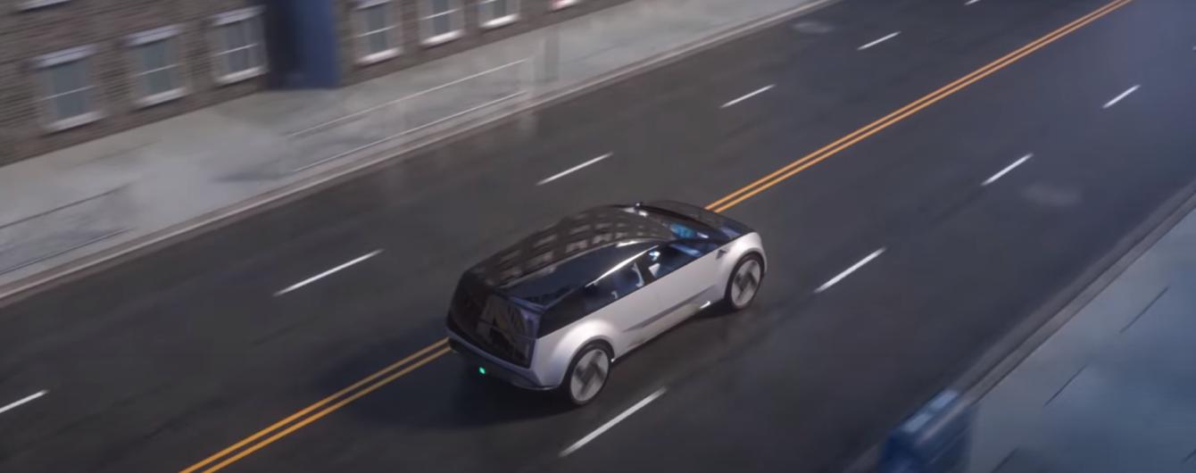 Samsung показала, как будет выглядеть автомобиль будущего: видео