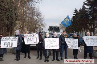 В Николаеве протестуют против локдауна: что не устраивает предпринимателей