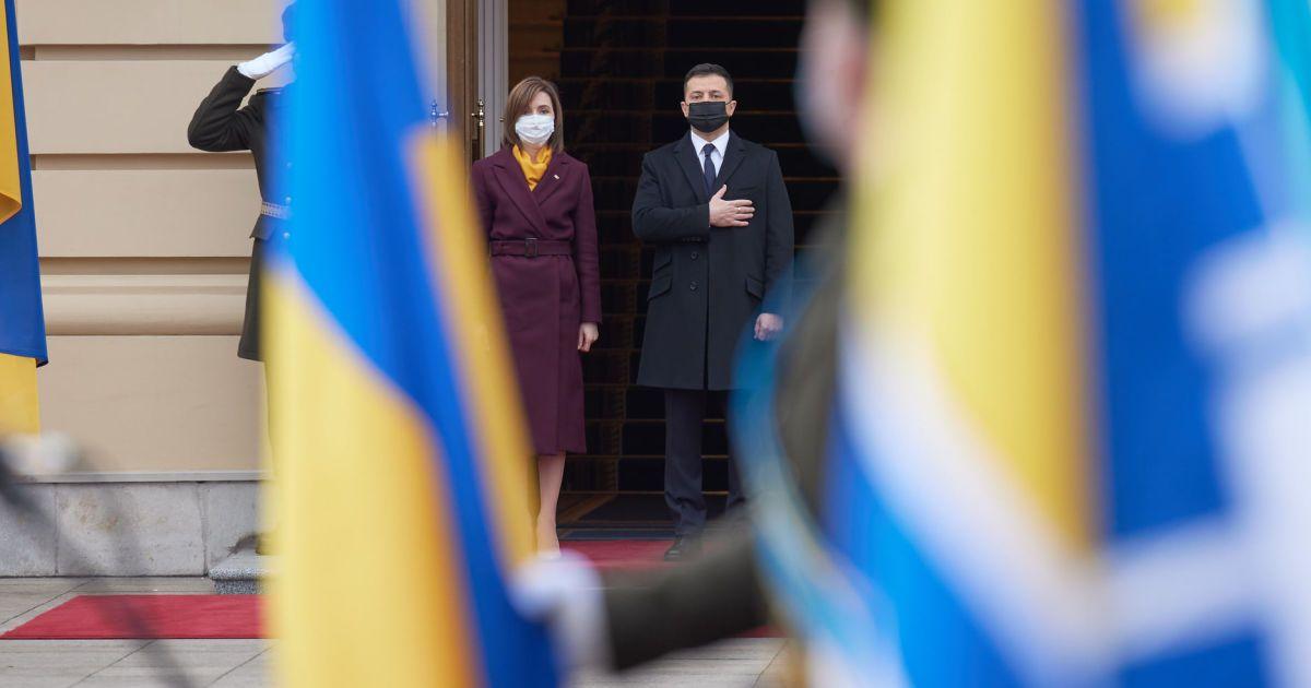 @ Facebook/Офіс президента України