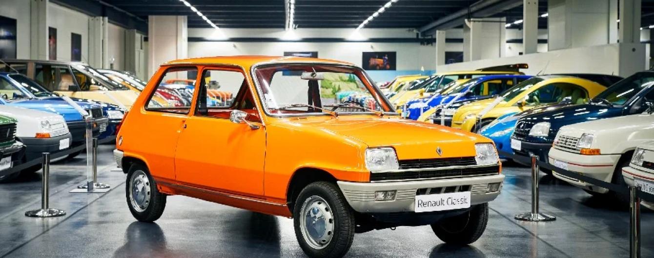 Renault відродить дві культові моделі як електрокари