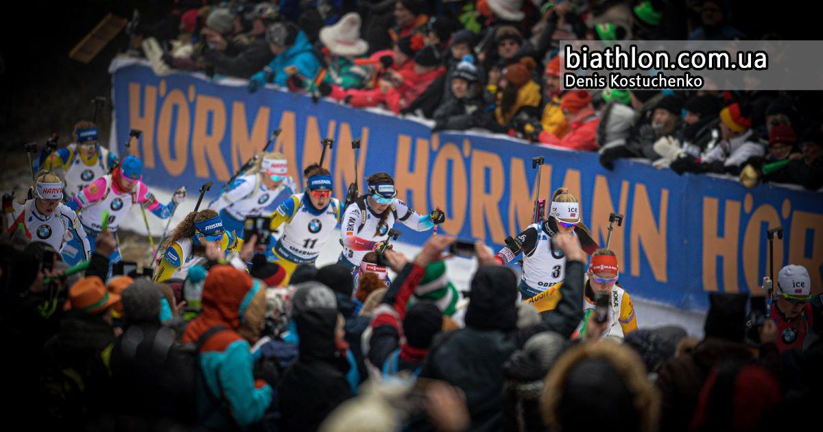 Обергоф-2021: розклад гонок шостого етапу Кубка світу з біатлону і де дивитися